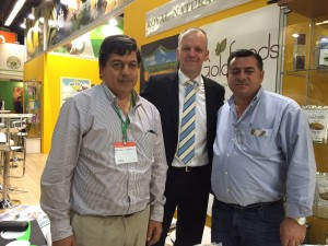 Goldfoods team in Biofach 2015