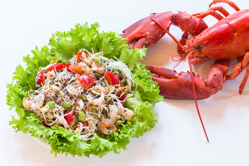Salad with Chia