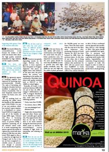 Organic Wellnes spoke eith Juan PAblo Altamirano, Goldfoods co-founder