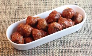 chia, meatball