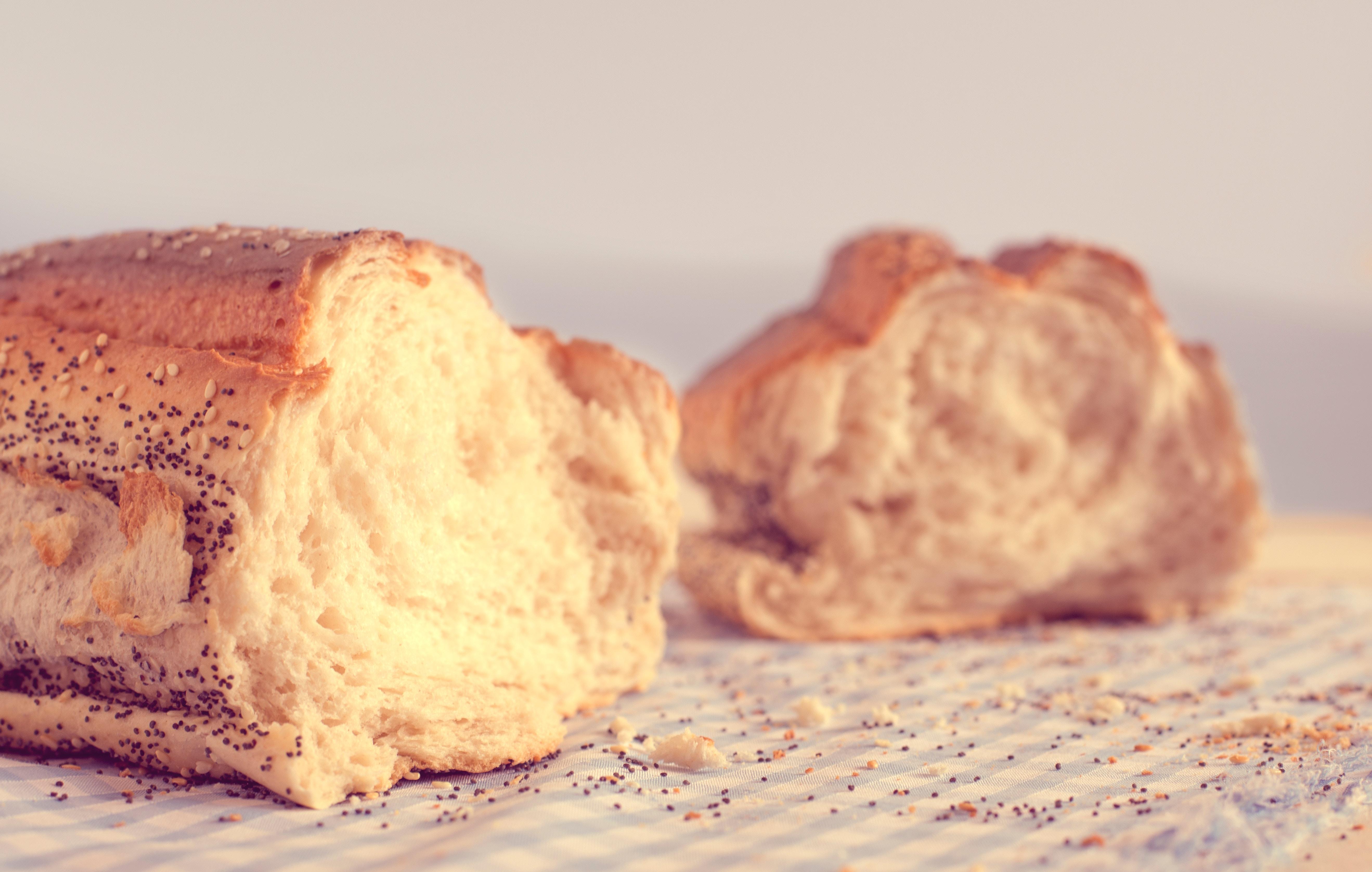Gluten-free chia seed and quinoa bread recipe